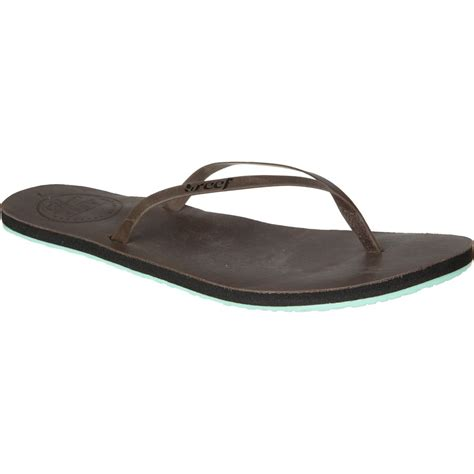 reef sandals reef leather uptown sandal s