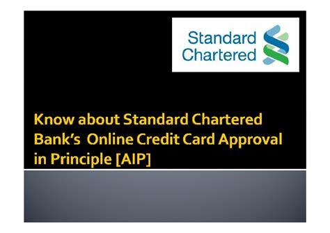 standard chartered bank in dubai standard chartered bank benefits of credit card aip