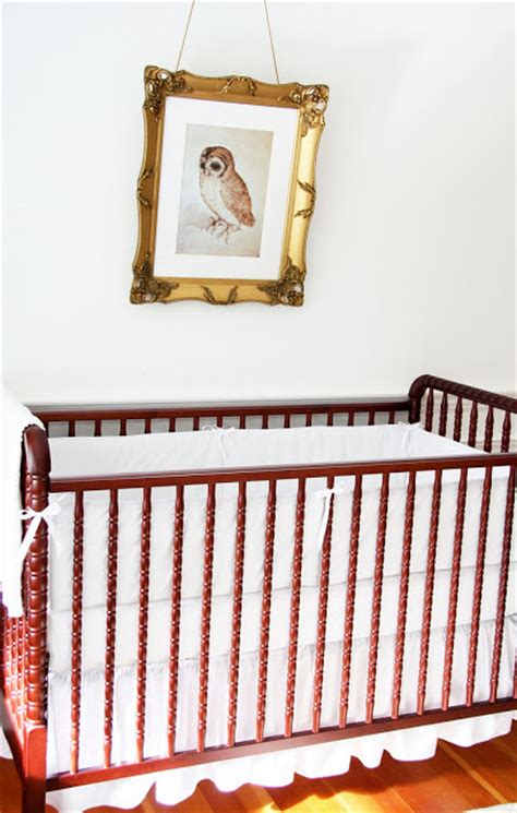 On Me Lind Crib by In The Fields The Nursery