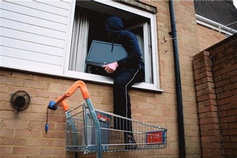protect your home from burglary theft how to build a house