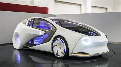 Toyota Concept Toyota Concept I Looks Will Be To Drive And
