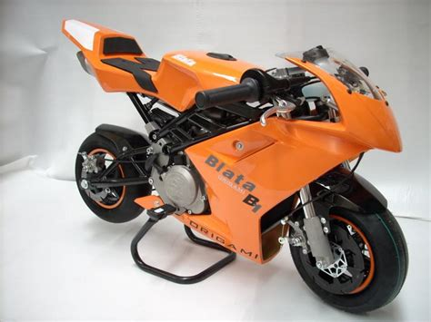 Blata Origami - 2009 blata origami b2 victory moto zombdrive