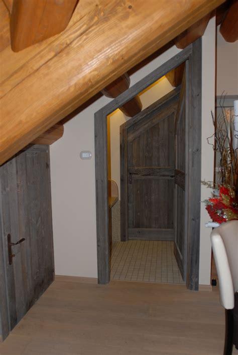 legno porta mansarda segala arredamenti arredamento su