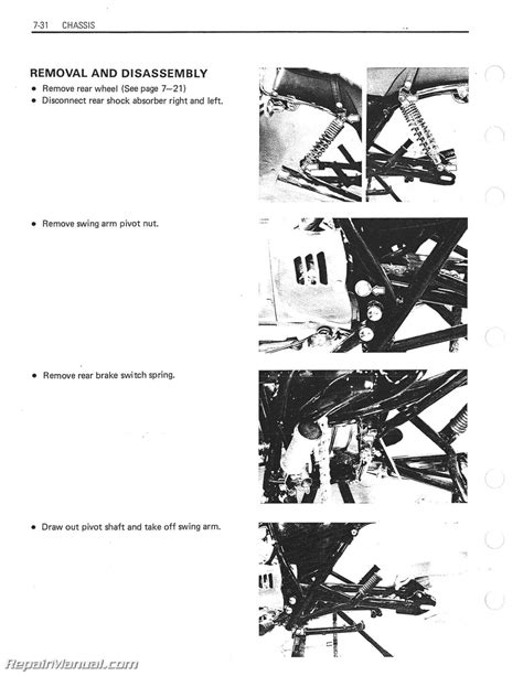 Suzuki Gn250 Workshop Manual Suzuki Gn250 Service Manual