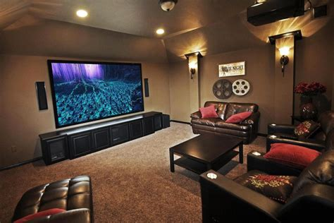 how to decorate home theater room ideas to decorate a living room theaters roy home design