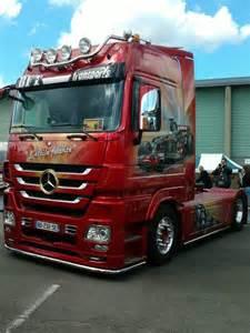 Mercedes Actros Trucks Mercedes Actros Truck