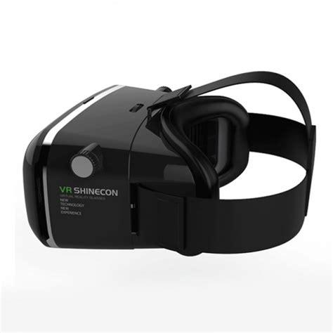 Vr Shinecon 30 Reality 3d Box Bluetooth Gamepad vr shinecon 3d reality glasses mount headset 3d vr glassess box helmet headset