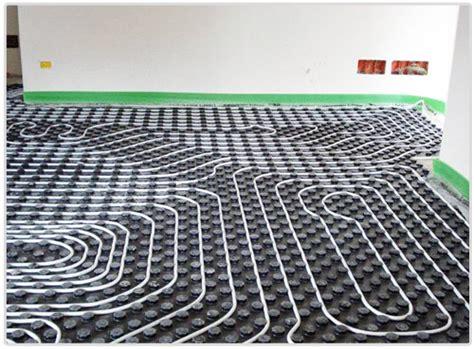 impianti termici a pavimento impianti di riscaldamento a pavimento