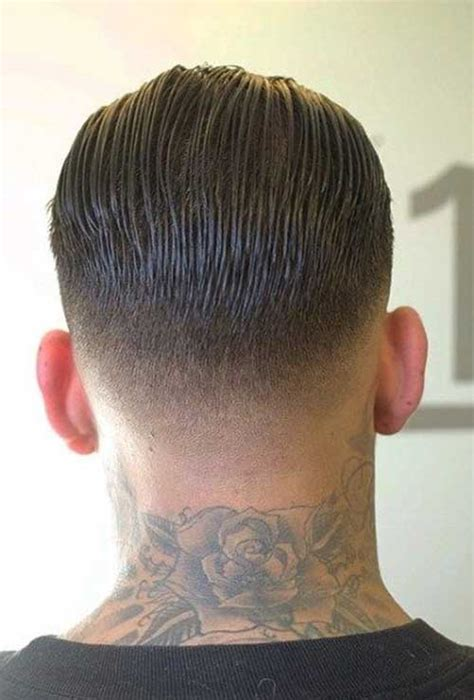 hair tapers at the back 15 mens tapered haircuts trend haircuts