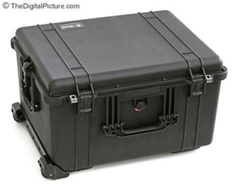 pelican 1620 waterproof camera/computer hard case review