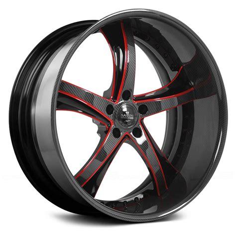 Handmade Wheels - savini 174 sv29 3pc wheels custom painted rims