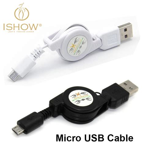 Travel Charger 2in1 Xiaomi retractable mobile phone charging cable for android phones