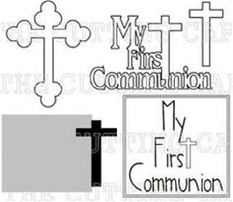 free printable communion banner templates 1000 images about holy communion on