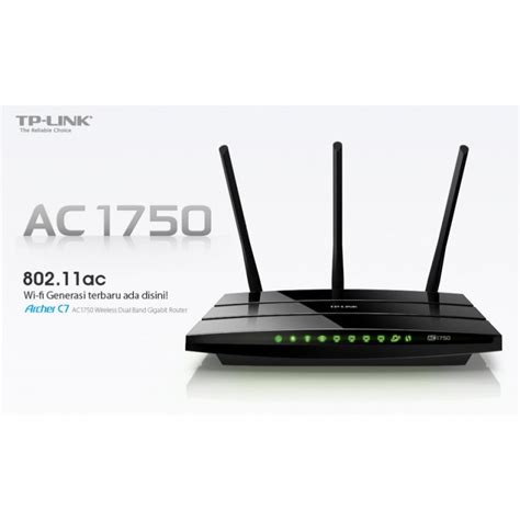 Harga Tp Link Router jual harga tp link ac1750 wireless dual band gigabit router