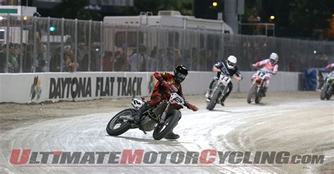daytona track results 2015 daytona flat track ii results coolbeth dominates