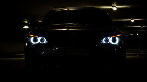 Bmw Lights by Bmw Lights Cars Vehicles Bmw 5 Series Bmw E60 Automobile Bmw 5 Wallpapers