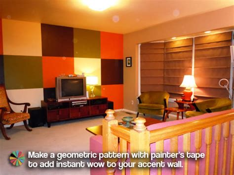 Paint By Number Wall Murals accent walls 4 steps to getting them right retro renovation