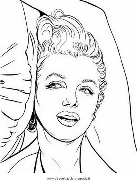 marilyn coloring pages marilyn coloring pages images coloring