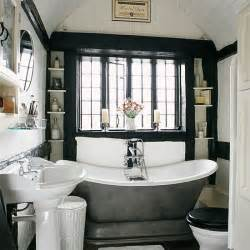 Small Bathroom Ideas Black And White by 71 Cool Black And White Bathroom Design Ideas Digsdigs