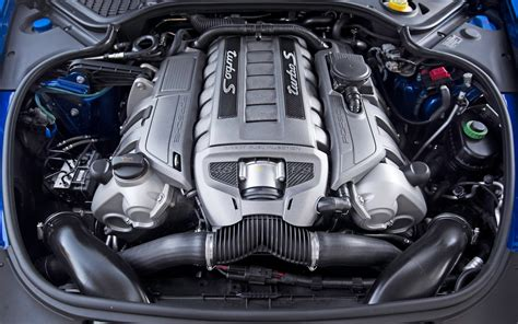 Porsche Panamera Engine by 2012 Porsche Panamera Turbo S Test Motor Trend