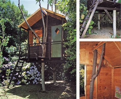 want to make a treehouse the garden glove build a treehouse for your kids