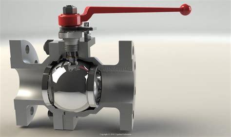 ball valve cross section copeland industries inc petrochemical