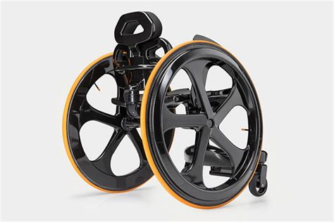 Cool Wheel Chair The World S First Cool Wheelchair Yanko Design
