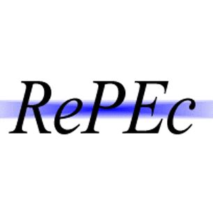 ideas repec indonesia repec author signup repec signup twitter
