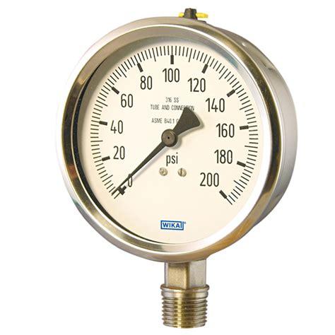 Pressure Wika 232 50 wika bourdon pressure model 232 50 thế giới