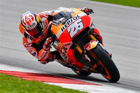 dani pedrosa 2018 sepang official motogp test dani pedrosa fastest on