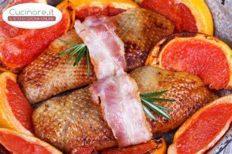 cucinare la pancetta anatra al forno con la pancetta cucinare it