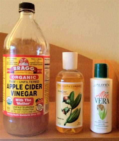 Detox Armpits With Apple Cider Vinegar by 1000 Ideas About Apple Cider Vinegar Toner On