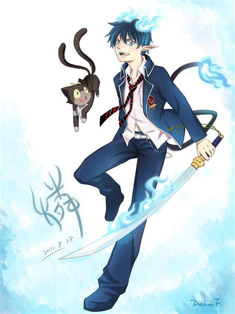 blue exorcist top quotes from blue exorcist quotesgram