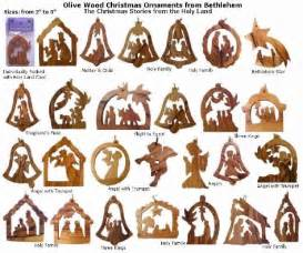 wood christmas ornaments best images collections hd for