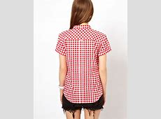 Fred perry Classic Gingham Shirt in Red | Lyst Woolrich Park