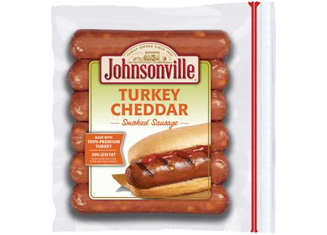 johnsonville turkey sausage recipes turkey sausage with cheddar links johnsonville