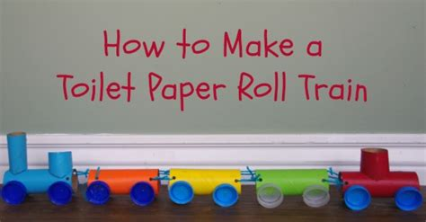 How Do They Make Toilet Paper - 12 recycled crafts