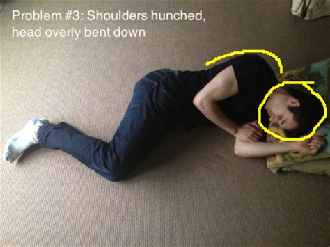 sore hips while sleeping on side got back when sleeping here s how to fix it in