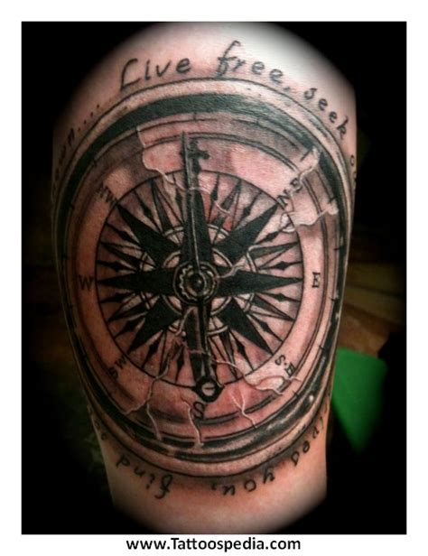 tattoo viking compass norse compass tattoos 6
