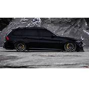 Tuning BMW 330d Touring E91 Side