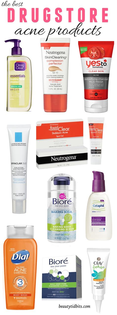 Makeup Skin Care Hair Care Best Products Of The Month by 10 Best Drugstore Acne Fighters 15