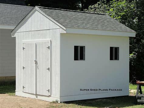 custom design shed plans  medium salbox barn