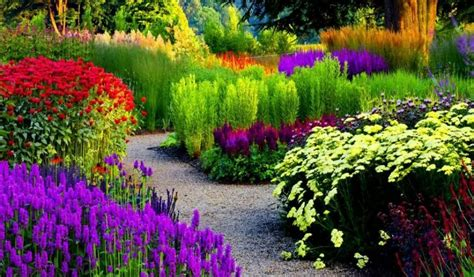 Image Of Flower Garden 13 Of The Most Beautifully Designed Flower Gardens In The World