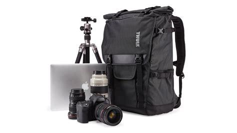 best covert bags thule covert dslr rolltop backpack
