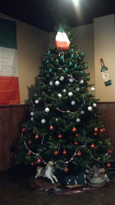 irish christmas tree christmas pinterest