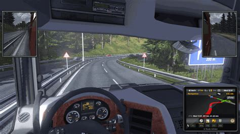 mod game euro truck driver review mash your motor with euro truck simulator 2 pcworld