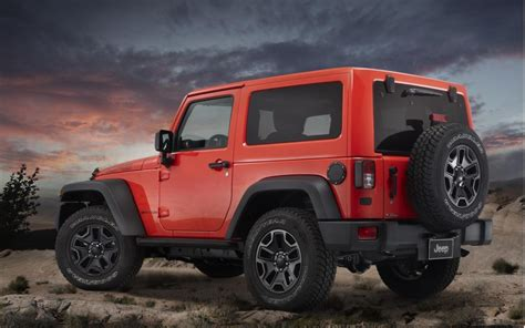 Jeep Con Jeep Grand Srt8 Limited Edition Wrangler Moab