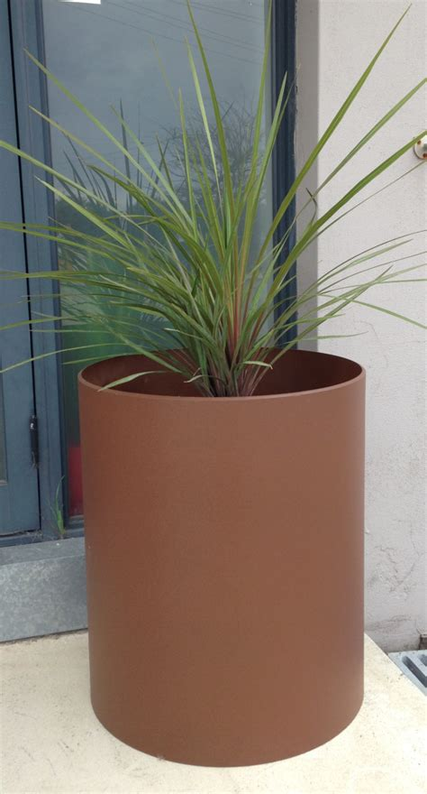 Metal Planters by Planters Metal Works Perth