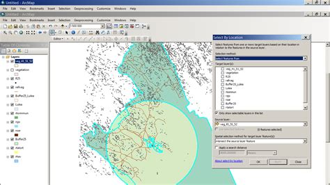 source for arcgis layout templates geographic arcmap understanding target layer and source layer in