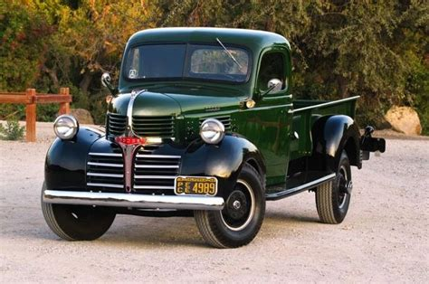 Frame Fwd Damiano 5 0 1939 1947 dodge quot quot trucks vintage